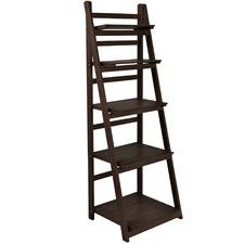 Ashanti 5 Tier Ladder Shelf