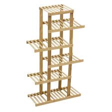Helga 6 Tier Bamboo Storage Shelf