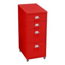 Morigan Metal 4 Drawer Filing Cabinet