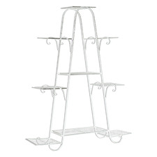 Mara 9 Tier Steel Pot Plant Stand