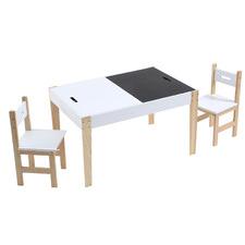 3 Piece Markus Kids Table & Chairs Set