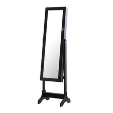 Caitlan Jewellery & Cosmetic Mirror Cabinet with LED