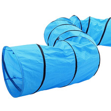 Pawz Dog Agility Training Exercise Tunnel
