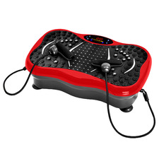 Vibration Plate Exercise Machine with Bluetooth Speaker