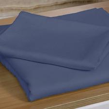 Bluish Grey DreamZ 400TC Bamboo & Cotton Sheet Set