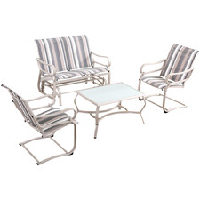 4 Seater Lemerie Outdoor Lounge Set