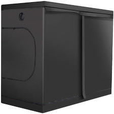 Black Hydron Steel Plant Grow Tent