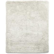 Cream Ultra Soft Shag Floor Rug