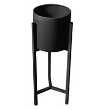 Levede Steel Planter with Stand