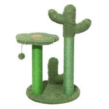 Buddy Cactus Cat Scratching Tree