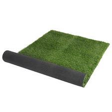 Carmella Artificial Autumn Faux Lawn Grass