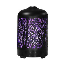 Forest Aroma Diffuser with LED Lights