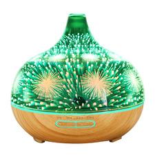 400ml 3D Firework Aroma Diffuser