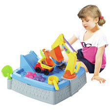 11 Piece Sand Box Play Set
