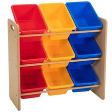 Kids 3 Tier Toy Organiser