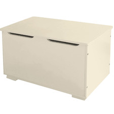 Warm Cream Rectangular Toybox
