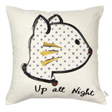 ED By Ellen DeGeneres Up All Night Cushion