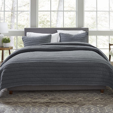 Storm ED Marmont Cotton Coverlet Set