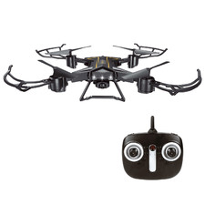 Drone with Gravity Control & Standard Controller