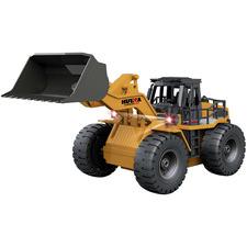 Kids' Remote Controlled Die Cast Bulldozer