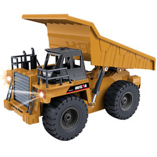 Kids' Remote Controlled Dump Truck