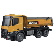 Kids Remote Controlled Die Cast Dump Truck