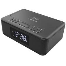 Wireless Charging Bluetooth Alarm Clock
