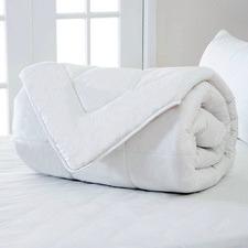 White Almira 500GSM Duck Feather & Down Quilt