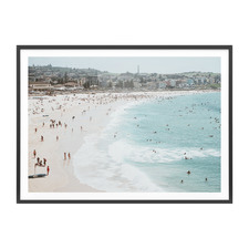 Bondi Beach Framed Print