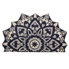 Boho Coir Doormat