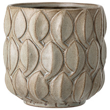 Nature Losange Ceramic Planter