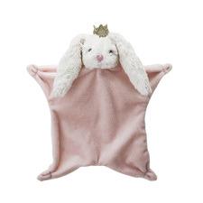 Pink Princess Baby Comforter