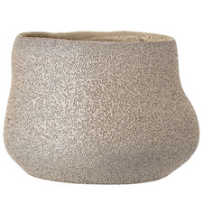 Angela Stoneware Flowerpot