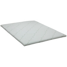 Medium Memory Foam Bamboo Mattress Topper
