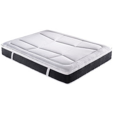 Soft Latex Euro Top Pocket Spring Mattress
