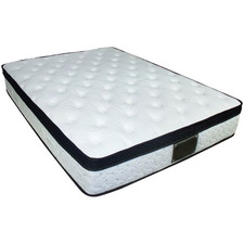 Soft Euro Top Memory Foam Mattress