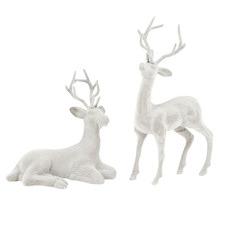 2 Piece Comet Reindeer Set