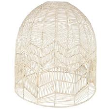 Natural Raheen Rattan Ceiling Light Shade