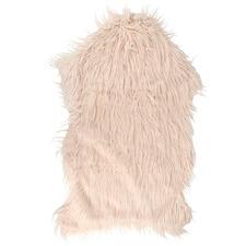 Aspin Faux Fur Throw Rug