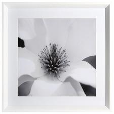 Mea Flower Framed Printed Wall Art