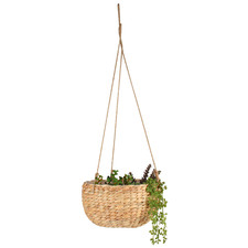 Haro Water Hyacinth Hanging Planter