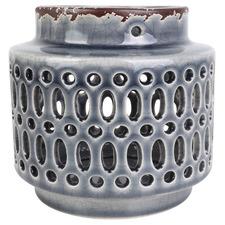 Cove Ceramic Lantern