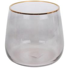 Ari Round Glass Vase