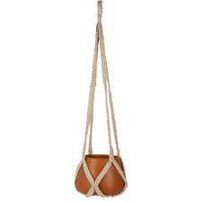 Kia Terracotta Hanging Pot Planter
