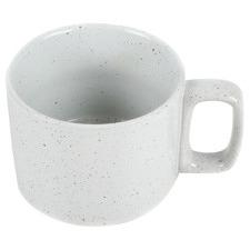 White Theo 200ml Porcelain Mug