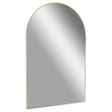 Stella Arched Metal Mirror