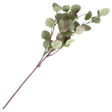 72cm Faux Gaia Eucalyptus Plant Stems (Set of 4)