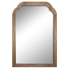 Medium Timber Melrose Wall Mirror