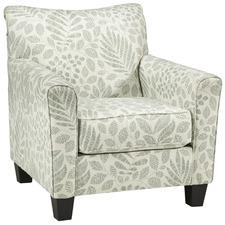 Green Kilarney Upholstered Armchair