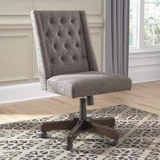Graphite Ferdinand High Back Office Chair